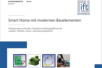 ift-Fachinformation zu Smart Home